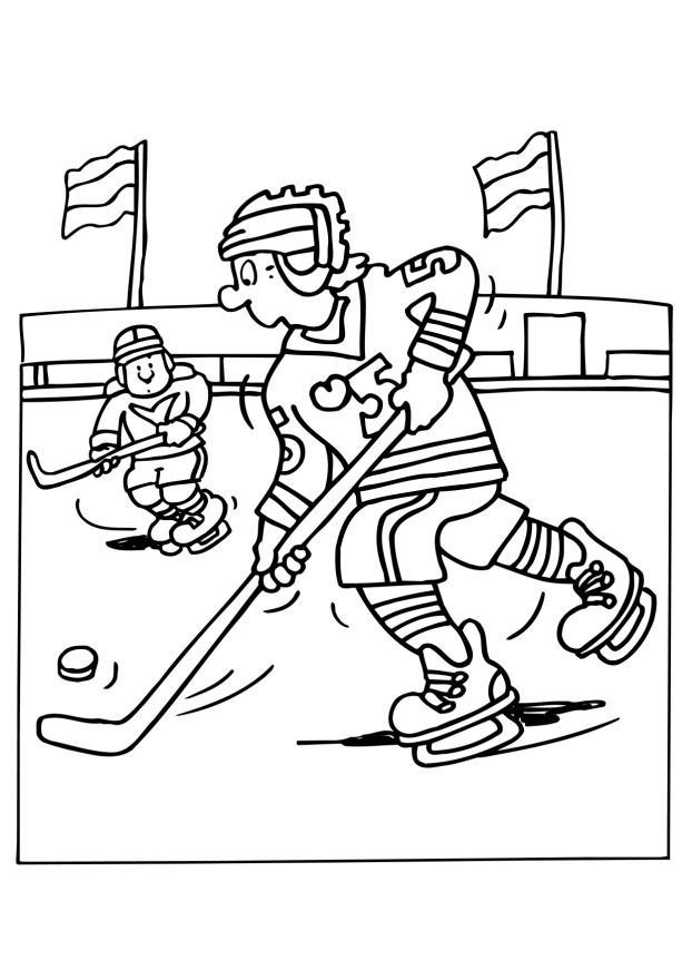 coloriage hockey sur glace img 11996