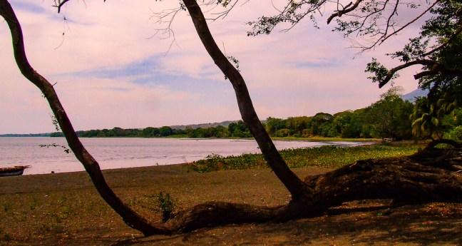 The cove Ometepe Island, Rivas, Nicaragua