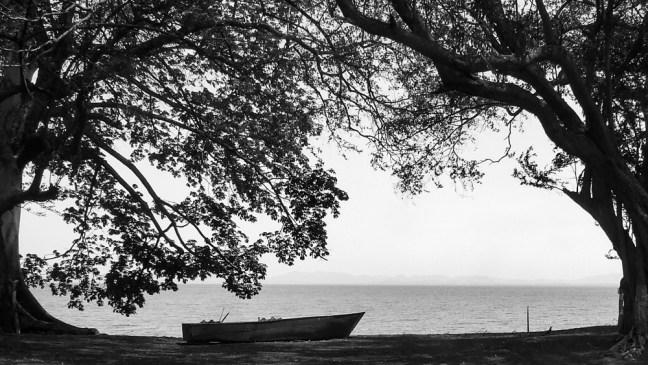 The boat Ometepe Island, Rivas, Nicaragua