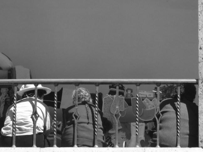 Los balcónes Plaza de Armas ciudad de Arequipa, Arequipa, Perú