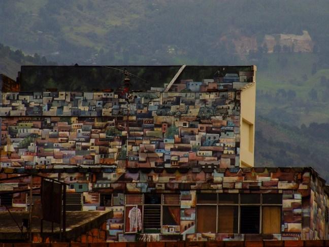 Barrio de Medellín ciudad de Medellín, Antioquia, Colombia