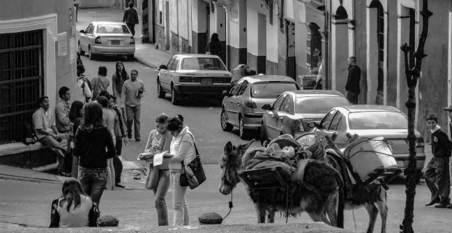 La escuela La Candelaria, Bogotá, Colombia
