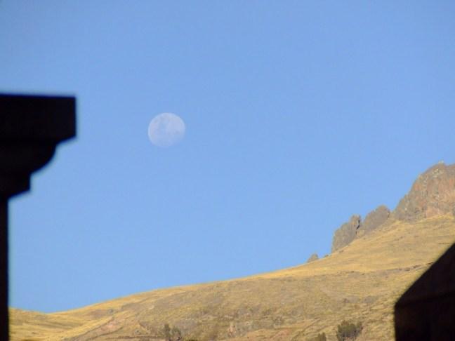 Luna del Altiplano Copacabana, Provincia Manco-Kapac, Bolivia