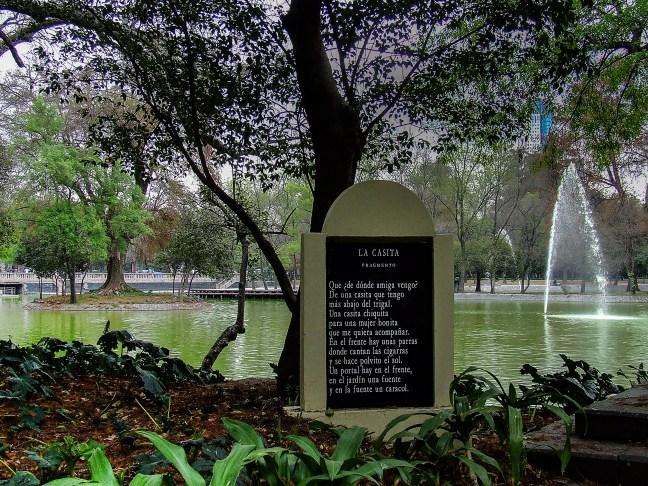 La Casita Bosque de Chapultepec, ciudad de México, México