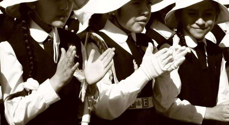 Las tres mosqueteras Huancayo, Perú