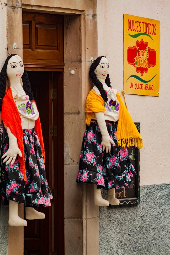 Los colores de la tradición San Miguel de Allende, Guanajuato, México