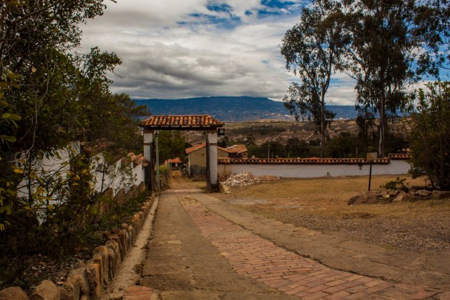 La finca del tío Oscar Villa de Leyva, Boyacá, Colombia
