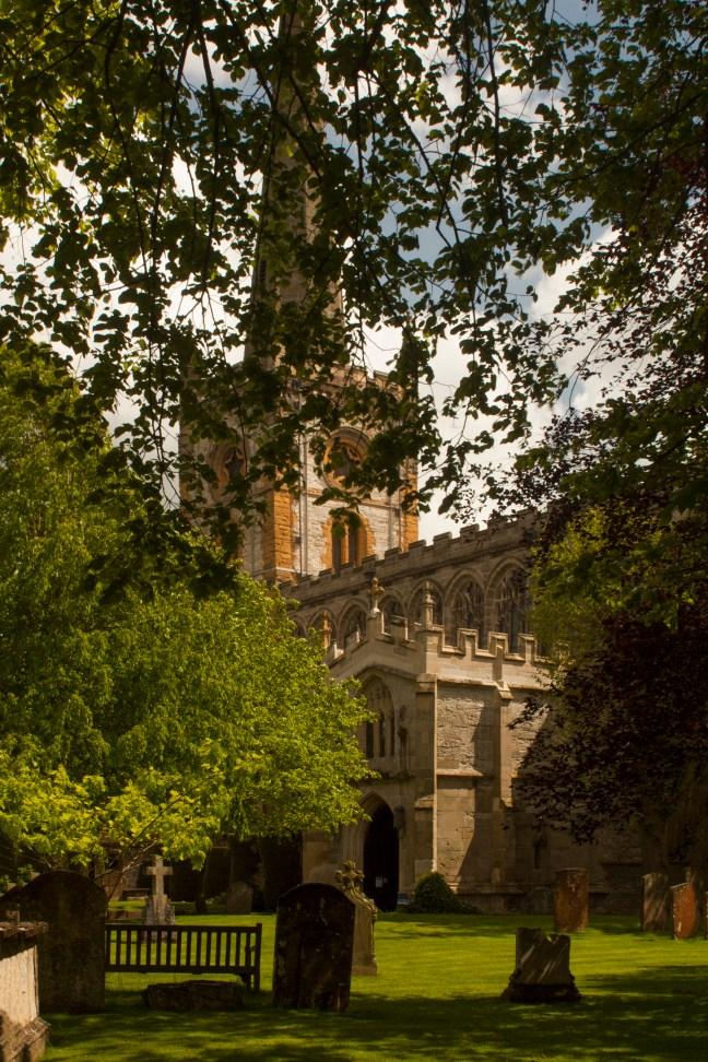 Iglesia de la Santa Trinidad Stratford-upon-Avon, UK