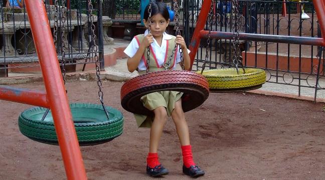 El columpio Chalchuapa, Santa Ana, El Salvador