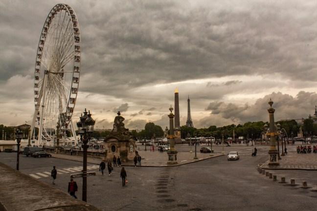 La Plaza París, Francia