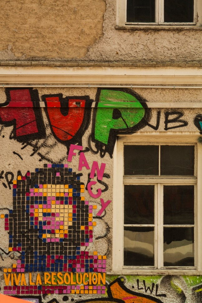 Viva la resolucion Berlin, Alemania