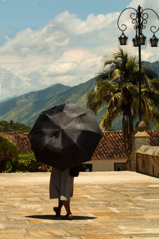 El parasol Guadalupe, Santander, Colombia