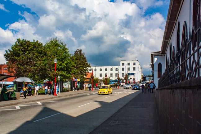 Calle Santander Manizales, Caldas, Colombia