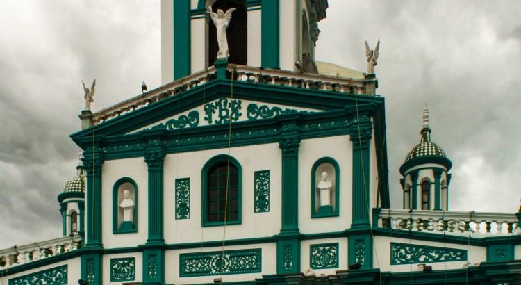 Iglesia de San Felipe Pasto, Nariño, Colombia