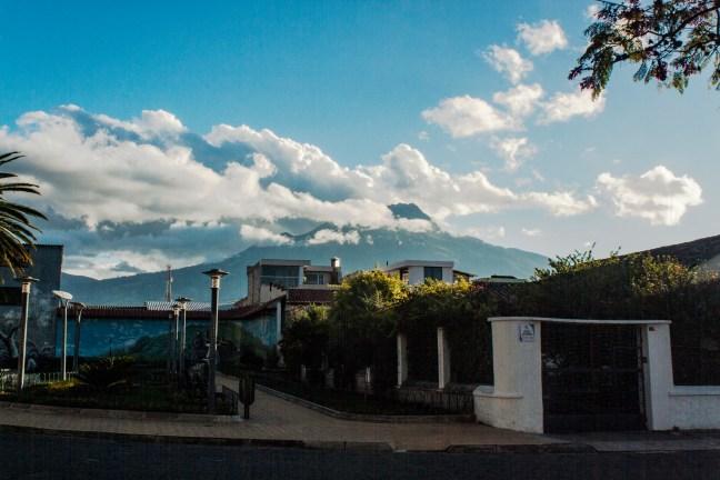 Volcán Imbabura Ibarra, Imbabura, Ecuador
