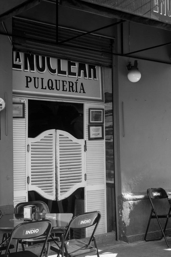 La pulquería Colonia Roma, Ciudad de México, México