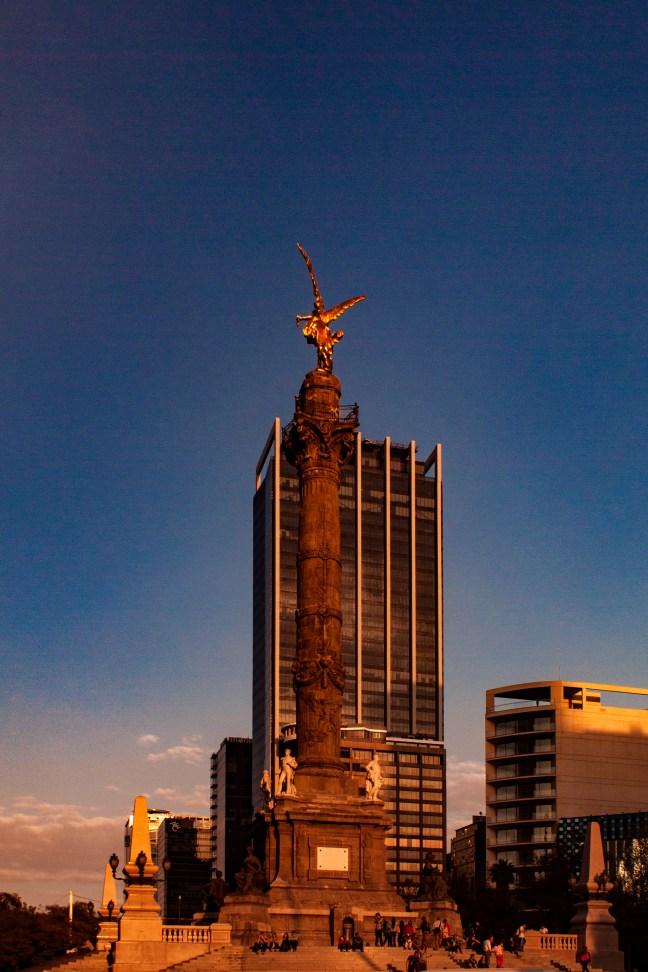 El Ángel de la Independencia Ciudad de México, CDMX, México