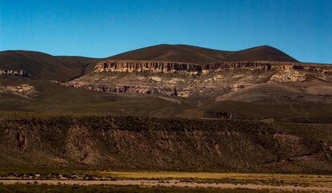 El altiplano de Jujuy Ruta 9, Jujuy, Argentina