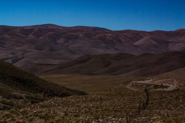 La ruta al sur Ruta 9, Jujuy, Argentina