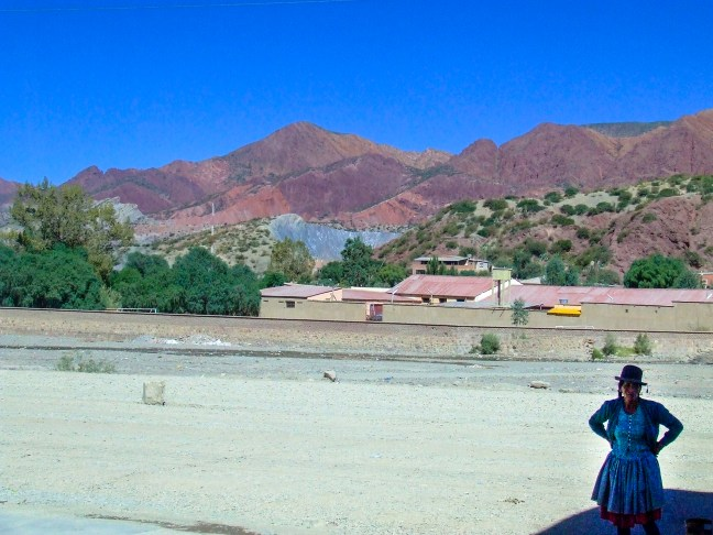 Las planicies de Tupiza Tupiza, Potosí, Bolivia