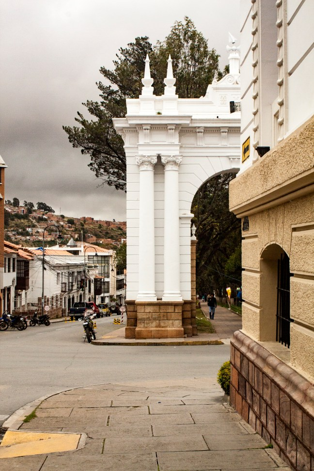 Parque Simón Bolívar Sucre, Chuquisaca, Bolivia