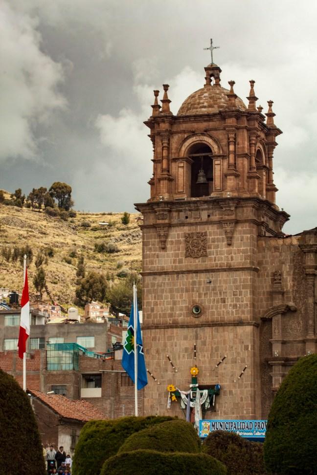 La Catedral Centro Histórico, Cusco, Perú