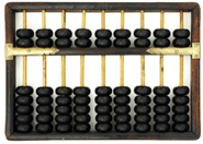 1st generation abacus