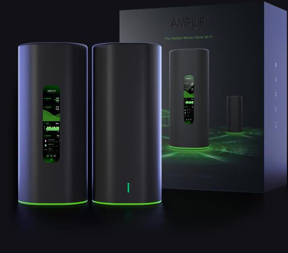 Amplifi Alien… hyper-speed your WiFi!