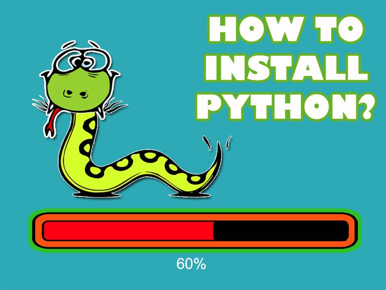 How to install Python?