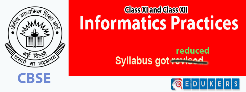 CBSE Revised to Reduce The IP Syllabus for Class XI and XII
