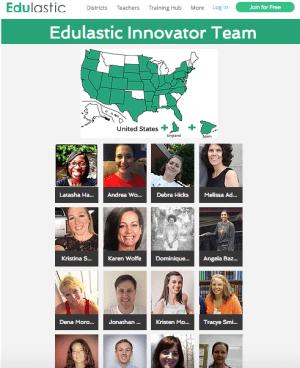 Edulastic Innovator Team Bio Page