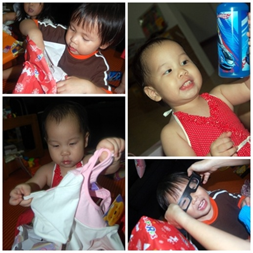 childrens collage
