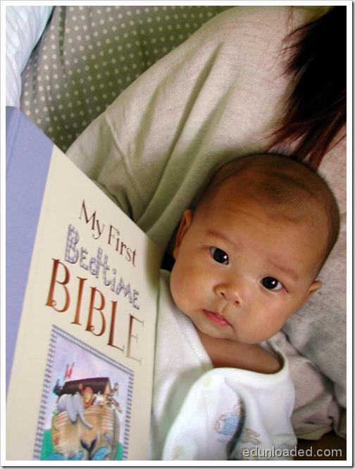 Nic and Bible