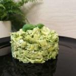 Zaļie olu salāti