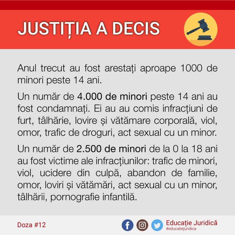 Justitia a decis / Foto: www.educatiejuridica.ro