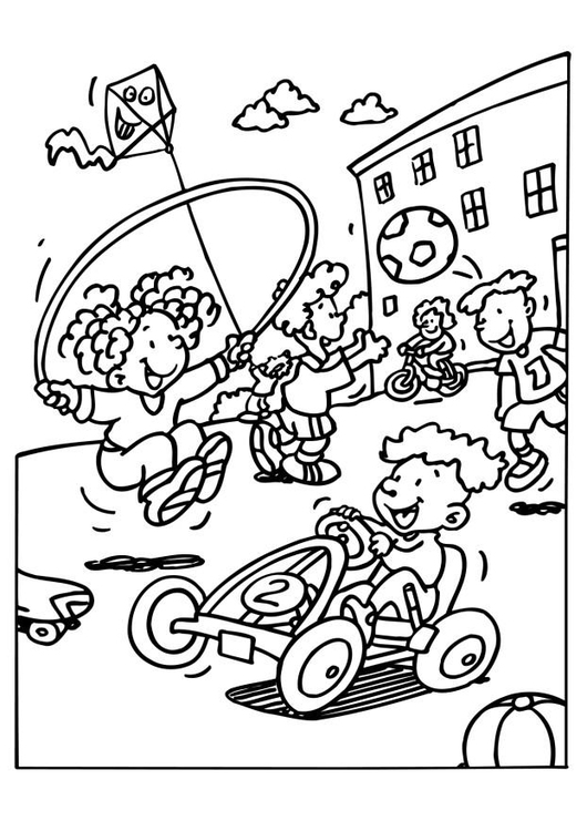 playground coloring pages # 60