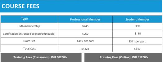 Registration & other fees - Edupristine