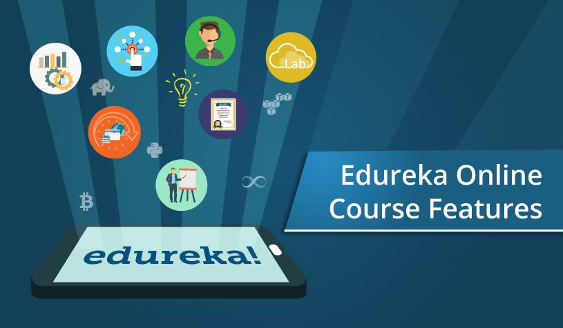 Edureka Courses Review- course features