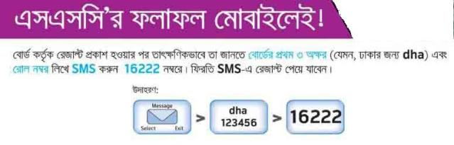 ssc result Mobile