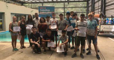 El Campus PRESUB de la Universitat de Girona acerca la Robótica Submarina a los estudiantes de secundaria