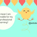 Taking Charge of Your Own Professional Learning