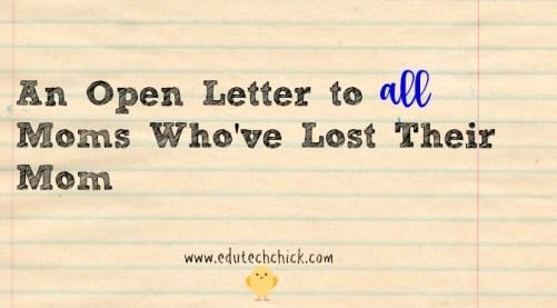 mom open letter