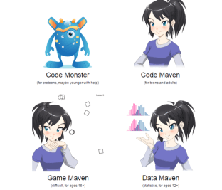 Learn coding for teens