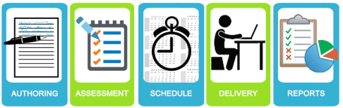 Formative online assessments