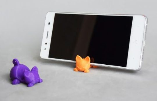 smart phone holder 3d print
