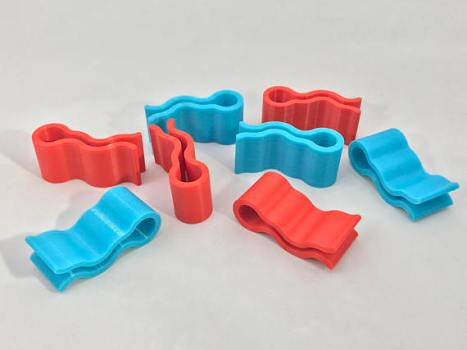 Chip clips 3D printing idea