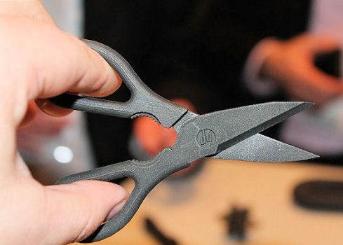 3d printing ideas, scissors