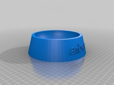 pet bowl 3D print design