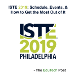ISTE 2019 events