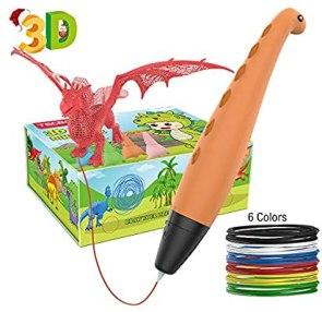 Tecboss 3d pen dinosaur